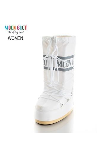 Moon Boot Kar Botu Beyaz